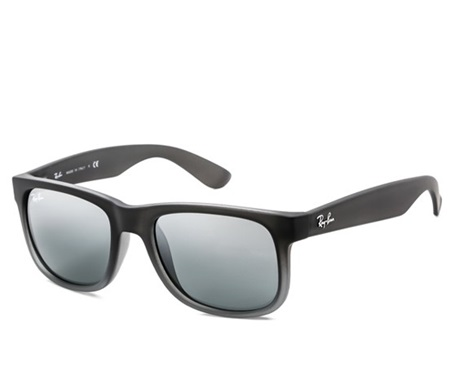 32fdf92115db Shop Ray-Ban Ray-Ban RB4165 Justin 852 88 54-16 Sunglasses for Accessories  in United Arab Emirates - Brands For Less