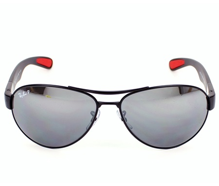 4db6b0e231 Shop Ray-Ban Ray-Ban RB3509 006 82 Polarized Silver Mirror Sunglasses for  Accessories in United Arab Emirates - Brands For Less