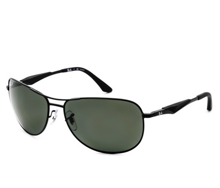 6290675eb2 Shop Ray-Ban Ray-Ban RB3519 006 9A Polarized Sunglasses for ...
