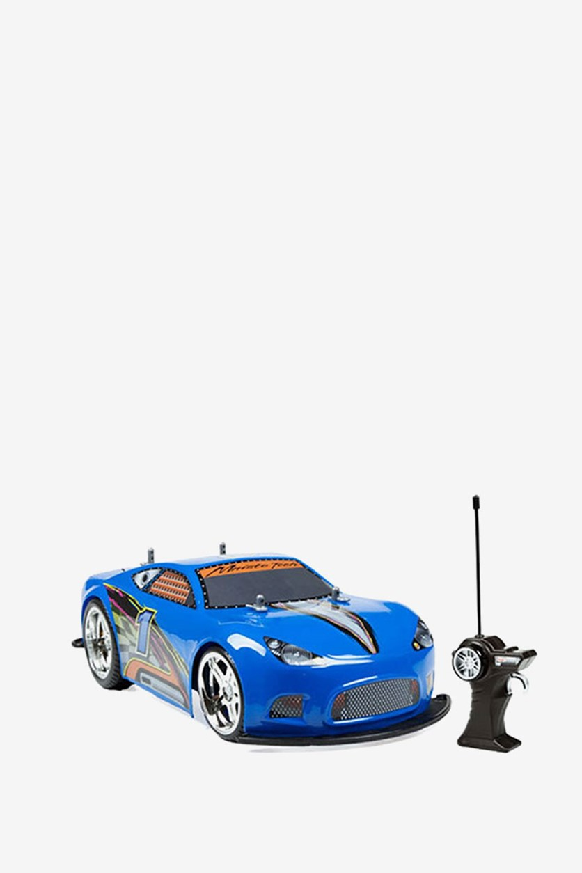 Express Lane Racing RC Car, Blue