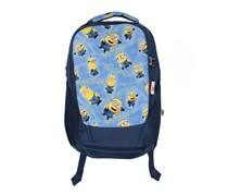 Despicable Me Minions Backpack, Blue/Yellow