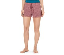 Women's Jersey Shorts, Rosewood