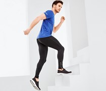 Mens Running Tight, Black