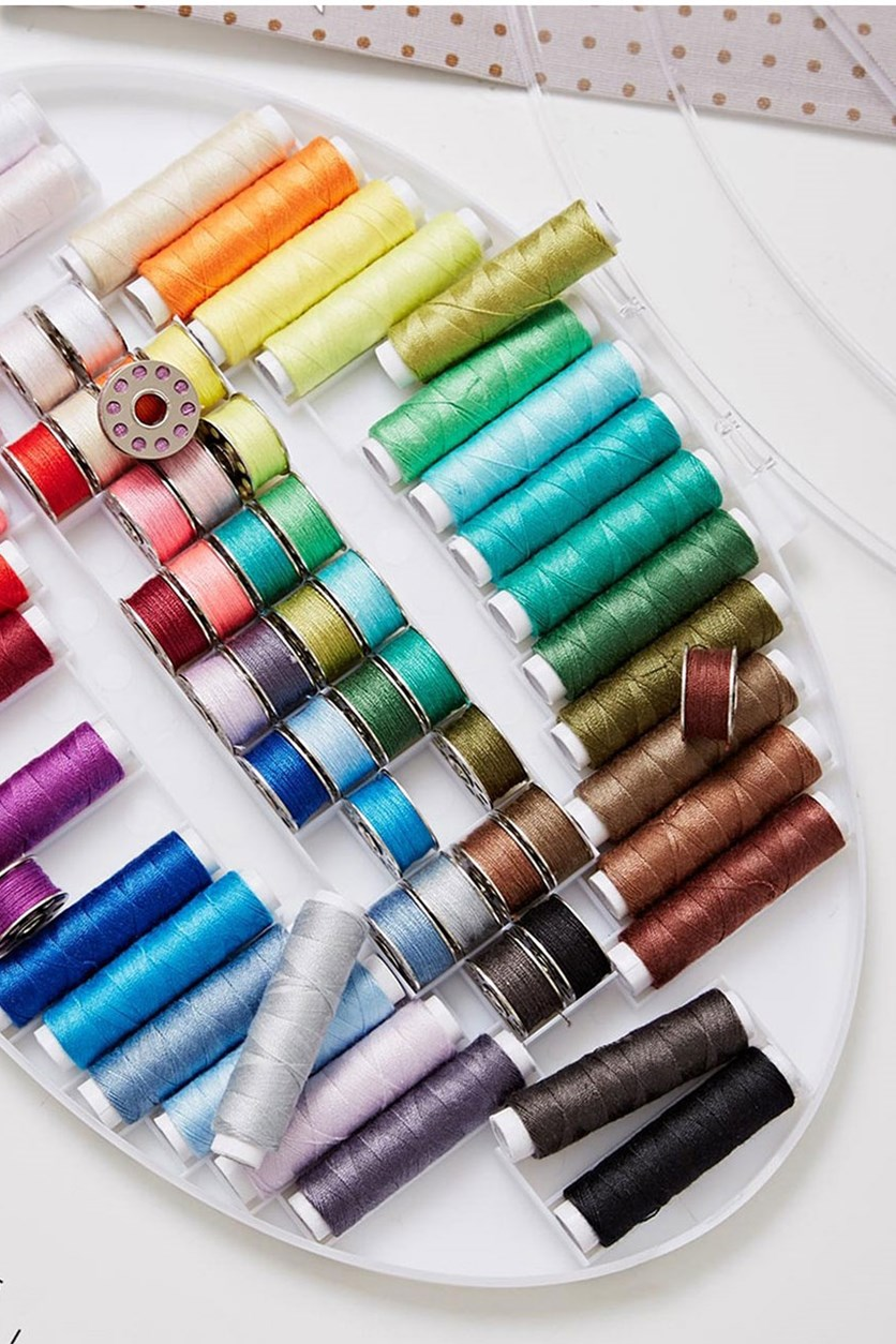 Sewing Thread Set, Colorful