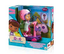 Doc Mcstuffins RC Scooter
