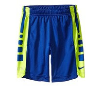 Nike Little Boys' Elite Shorts, Royal/Lime