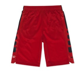 Nike  Boys' Elite Shorts, Red