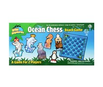 Wild Republic Ocean Chess, Green