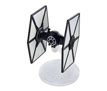 Hot Wheels Star Wars Rogue One Starship Vehicle Tie Fighter, Black