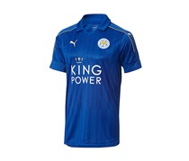 Puma Leicester City Home Jersey Tee, Blue
