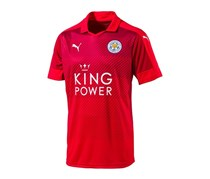 Puma Men's Leicester City Jersey, Red