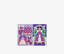 Melissa & Doug Princess Dress-Up Wooden Chunky Puzzle