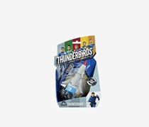 Toy Triangle Thunderbirds Vehicle TB1 Thunderbirds 1 by VIVID Toys, Grey/Blue