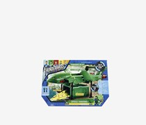 Supersize Thunderbird 2 with Thunderbird 4 Playset, Green