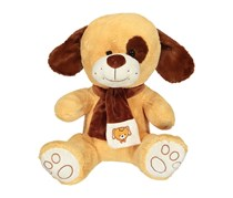 M Top Soft Plush Toys, Brown