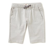 Levis Boys Santa Cruz Knit Shorts, Walnut