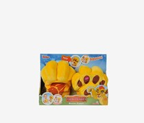 Simba Lion Guard Kions Lion Paws, Yellow/Brown
