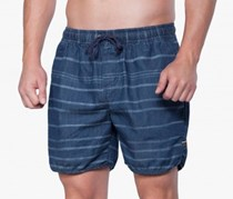 Billabong Ink Elastic Surf Shorts, Ink