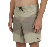Billabong Volan Low Tides Boardshort, Dark Sand Combo