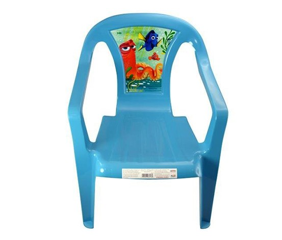 Disney Finding Dory Childrens Resin, Blue Chair