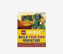 LEGO (R) Ninjago (R) Build Your Own Adventure, Black/Green