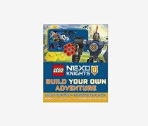 LEGO Nexo Knights Build Your Own Adventure, Blue