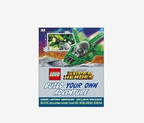 LEGO DC Comics Super Heroes Build Your Own Adventure, Green
