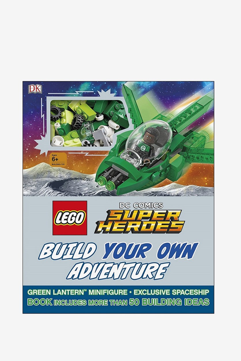 DC Comics Super Heroes Build Your Own Adventure, Green