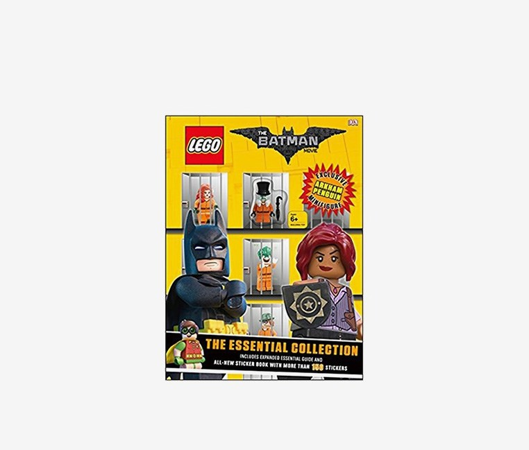 (R) Batman Movie The Essential Collection, Orange