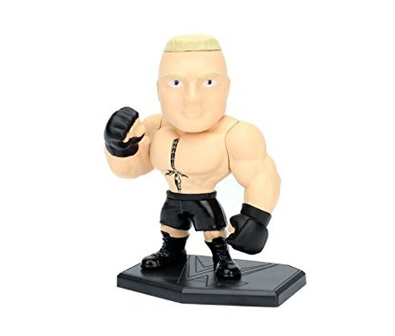 Toys Metals WWE Brock Lesnar (M203) Classic Figure 1 Piece, Black