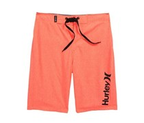 Hurley Kids Boy's Dri-Fit Board Shorts, Bright Crimson