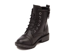 Little Girls Madden Girl Chandra Boot, Black