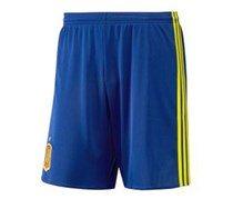 Adidas Kids Boys Football Shorts, Blue
