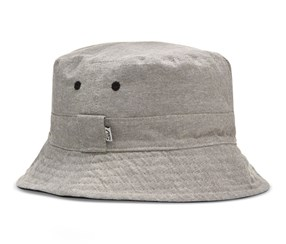 Sean John Reversible Bucket Hat, Grey/Black