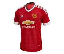 Adidas Kids Manchester United Home Jersey, Red