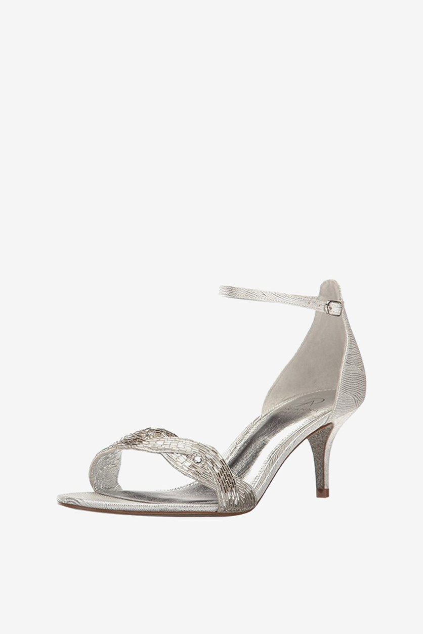 Women's Aerin Dress Sandal, Silver