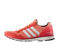 Adidas Women's Adizero Adios Running Shoes, Coral Orange