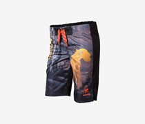 Reebok Toddler Boardshort, Black multi