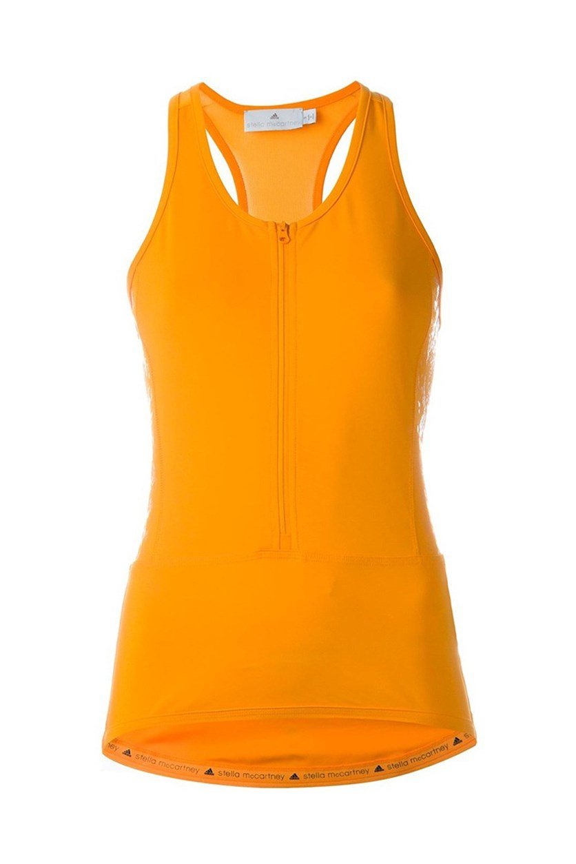Womens Cycling Tank, Orange
