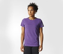 Adidas Women Training Climachill Tshirt, Purple