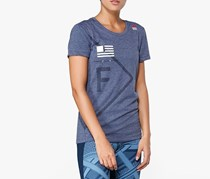 Reebok CrossFit Performance Blend Graphic Tee, Conavy