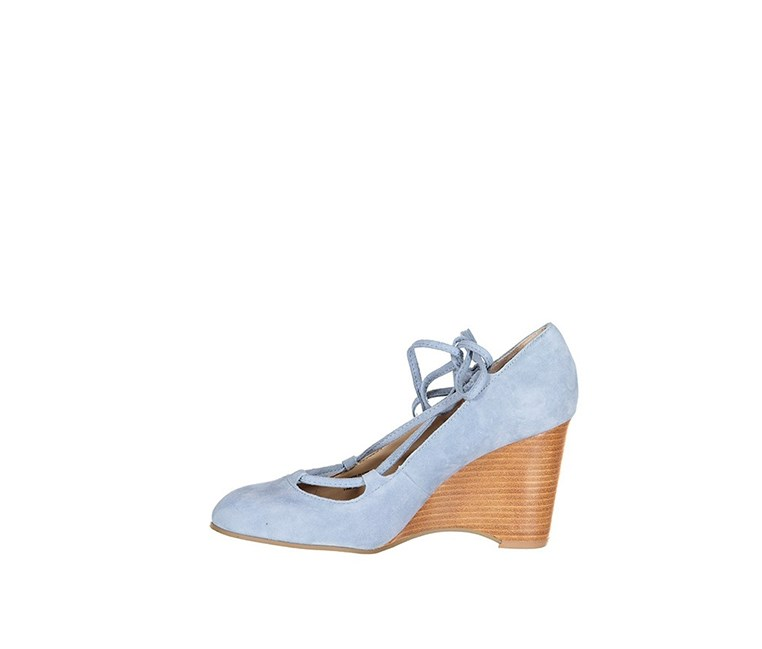 Women's Wedge, Blue