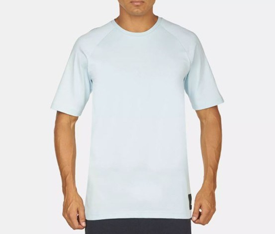 Men's CityPhoto Graphic T-Shirt, Ice Blue
