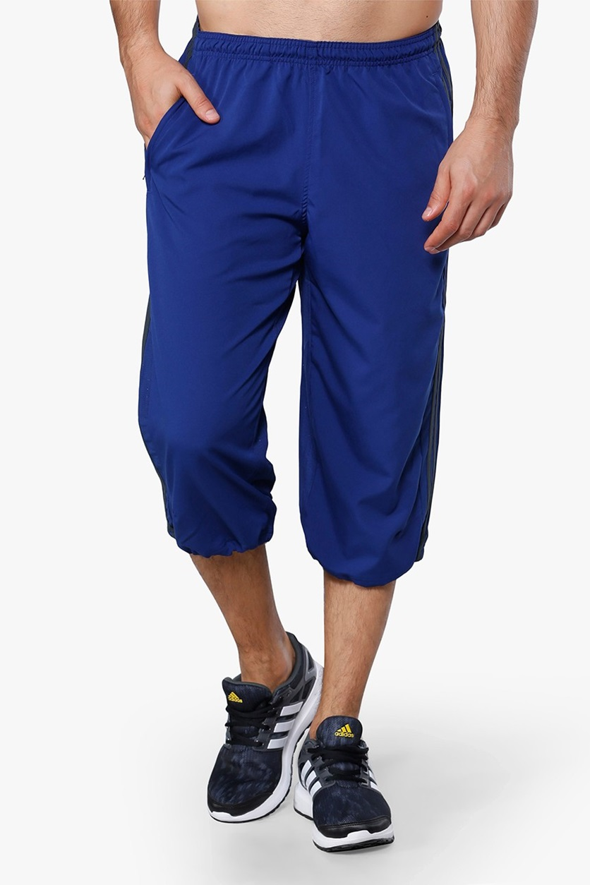 42ac6b2ca6a0 Shop Adidas Adidas Mens Cool 365 Three-Quarter Pants