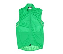 Adidas Men's Cycling Infinity Wind Vest, Green
