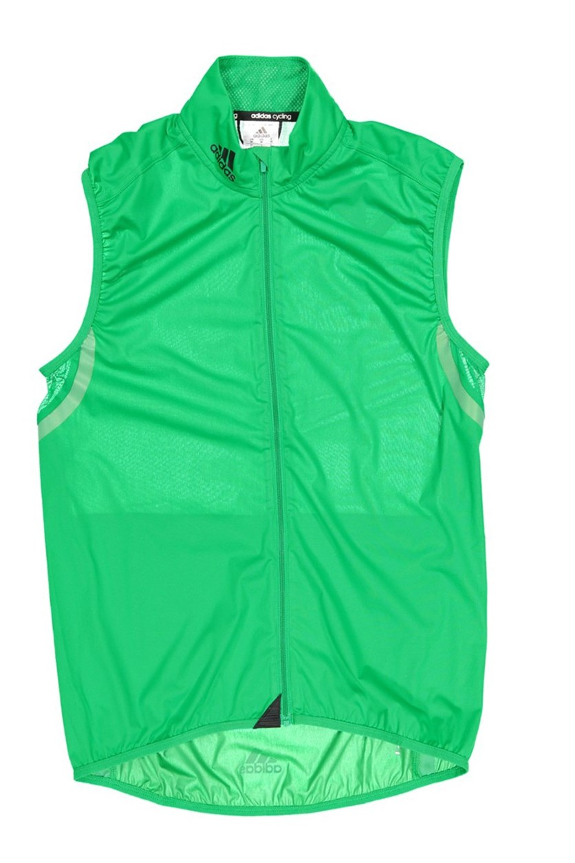 Men's Cycling Infinity Wind Vest, Green