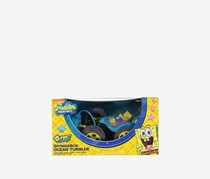 Nkok SpongeBob 27 MHz Tumbler Stunt R/C Vehicle, Blue