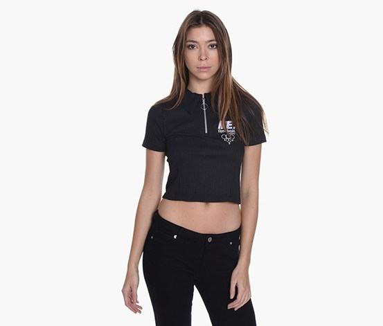 Women's Melody Ehsani Polo, Black