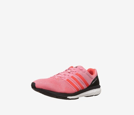 uk availability 16349 7bf94 Shop Adidas Adidas Adizero Boston Boost 5 Running Shoes, Pink Black for Women  Shoes in United Arab Emirates - Brands For Less