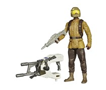 Star Wars The Force Awakens Figure Space Mission, Resistance Trooper